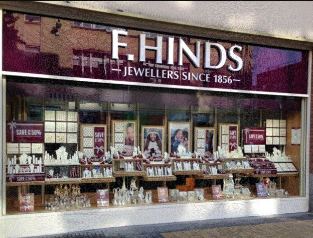 F.Hinds Guest Satisfaction Survey